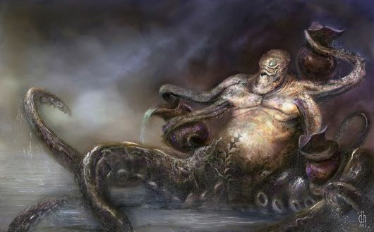 12 Zodiac Signs Reborn As Terrifying Monsters