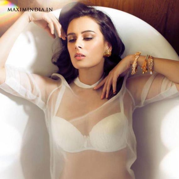 Evelyn Sharma For Maxim Shoot 2015