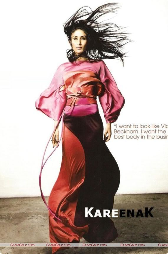 Kareena for Vogue