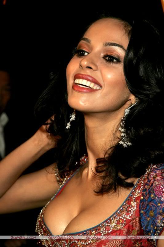 Mallika Sherawat at a Party