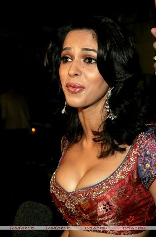 Mallika Sherawat at a Party
