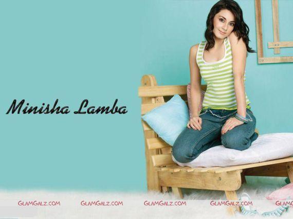 Minissha Lamba Photoshoot