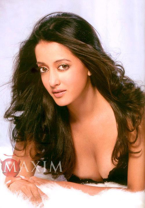 Beautiful Raima Sen for Maxim Magazine