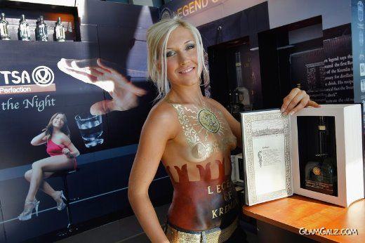 Barman's 2009 Drinks Fair