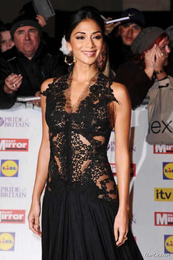 Nicole Scherzinger In Pride of Britain Awards
