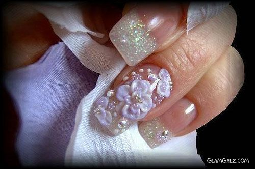 Beautiful Art on Nails