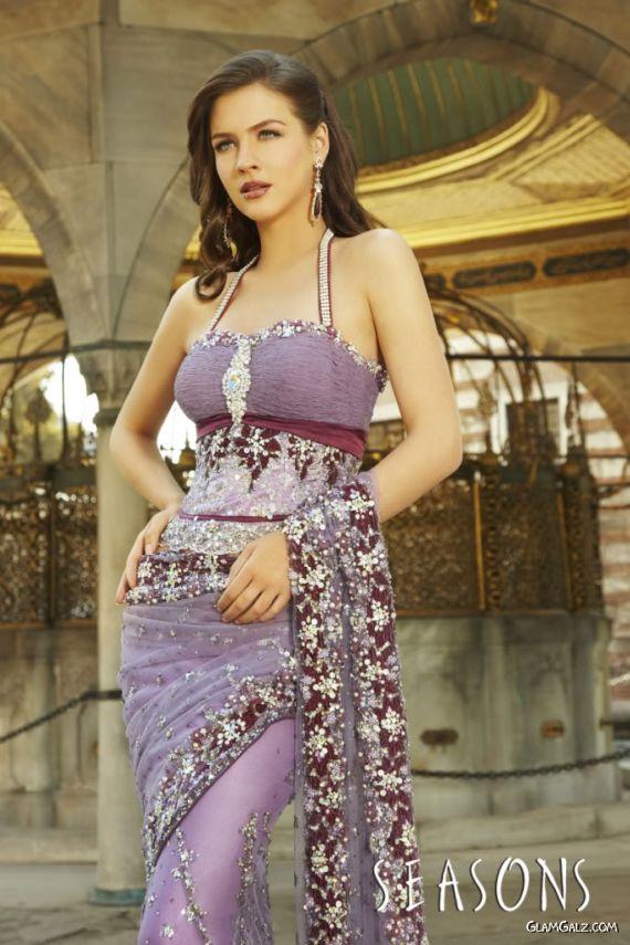 Indian Models Season Fashion