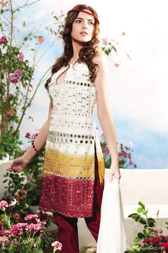 Desi Salwar Kameez Designs for Galz