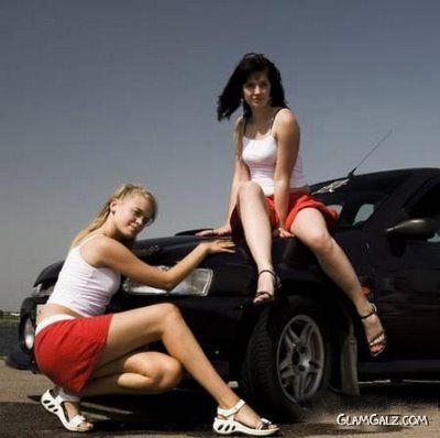 Why Men Can Never Model for Cars