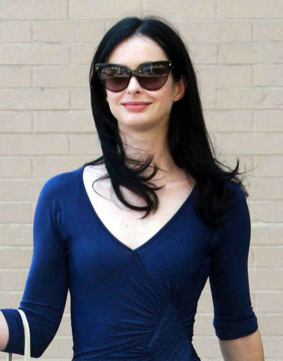 Pretty Krysten Ritter In LA