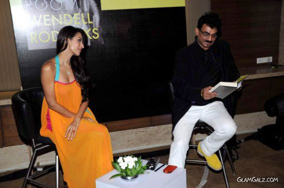 Malaika Arora Unveils The Green Room Book
