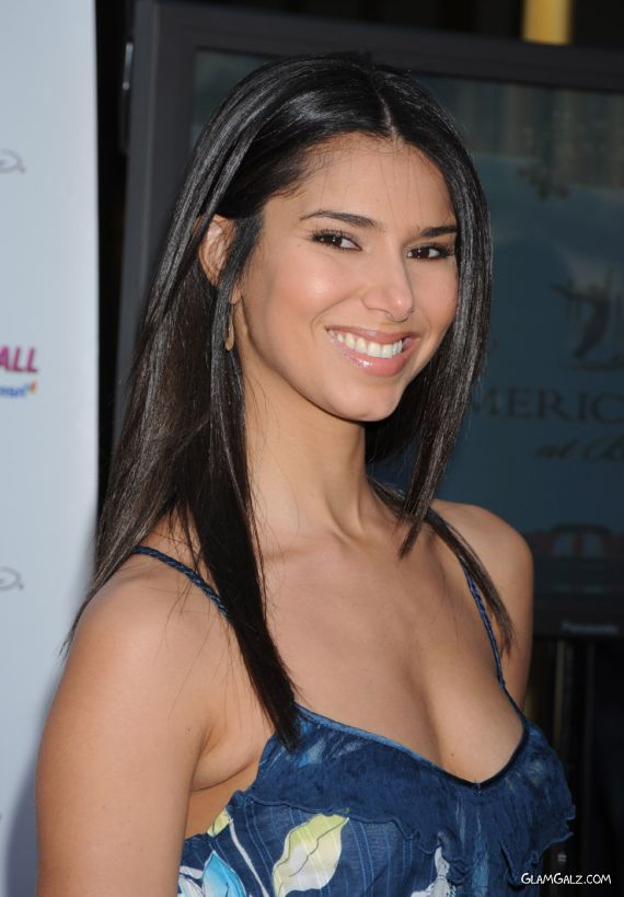 Roselyn Sanchez Loves Helping The Kids