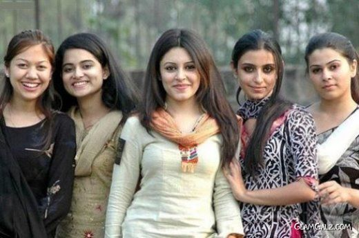 Beautiful Girls from Pakistan