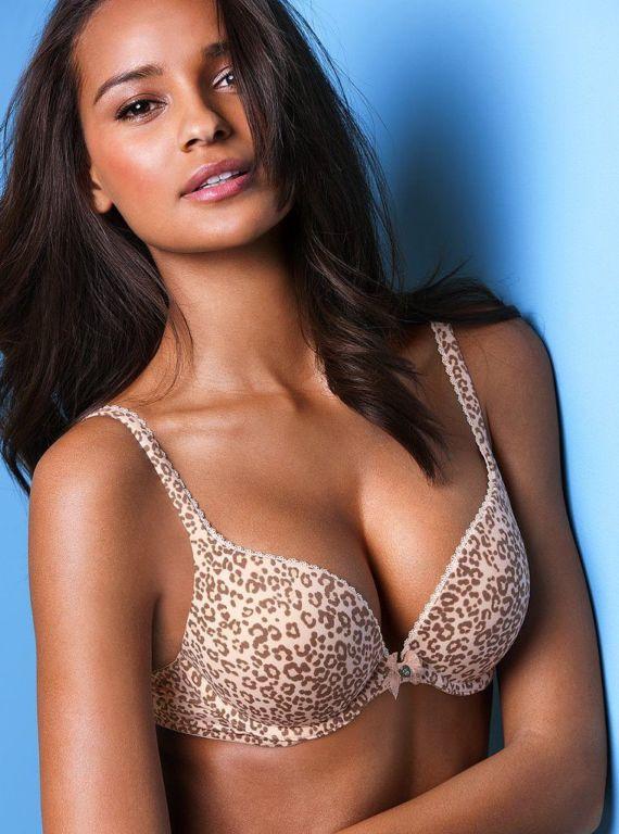 Gracie Carvalho For Victorias Secret Shoot