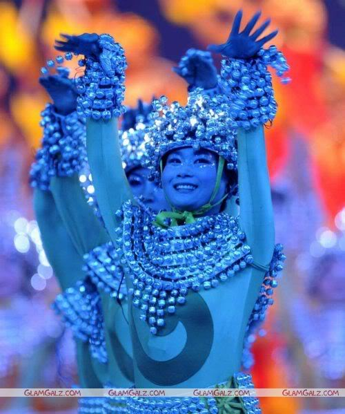Closing Ceremony for Beijing Olympics 2008