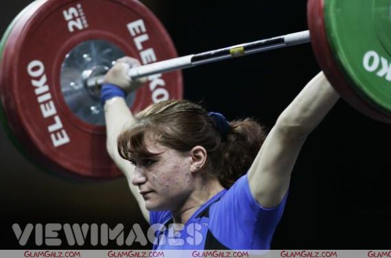 7 Scariest Women At The 2008 Olympic Games