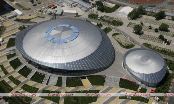 Most Exicting Venues of Beijing Olympics 2008
