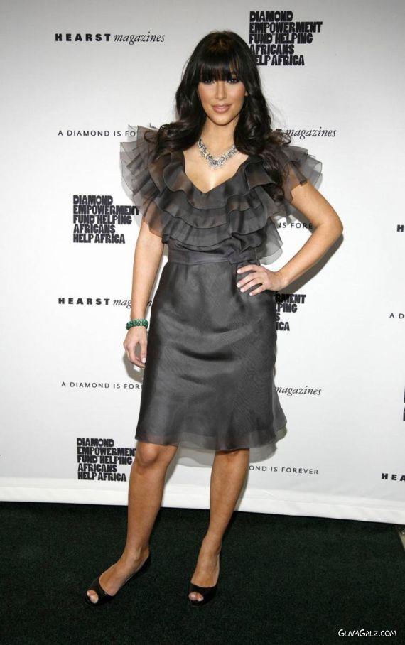 Miss Kardashian Empowerment for Africa