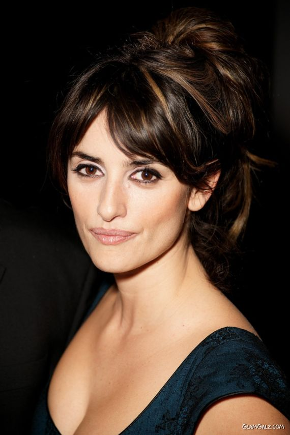 Penelope Cruz at London Screening