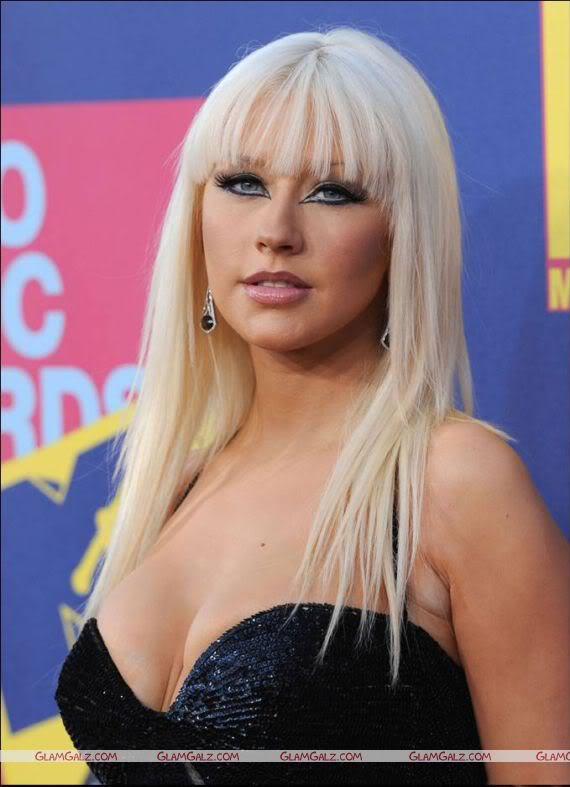 Christina Aguilera at MTV Video Music Awards