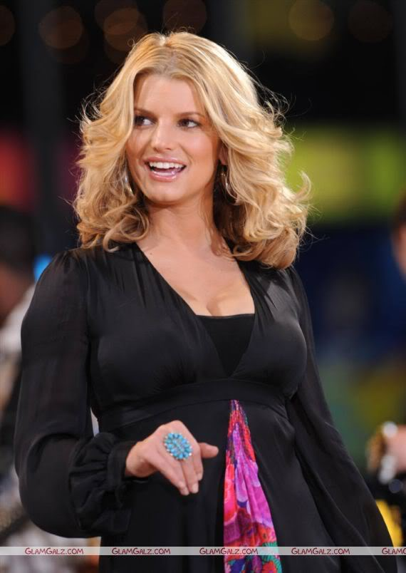 Jessica Simpson on Good Morning America