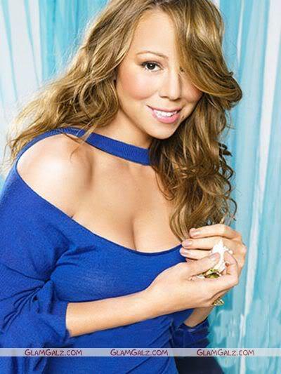 Mariah Carey Photoshoot for Parade