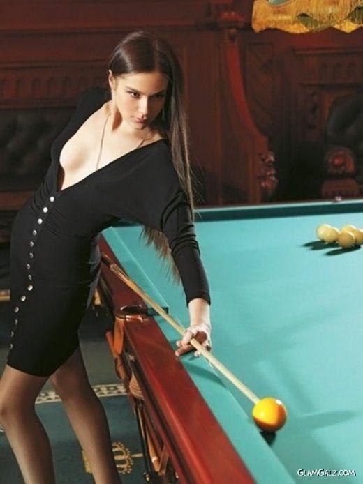 Miss Billiards Anastasia Luppova