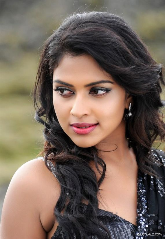 Pretty South Indian Actress Amala Paul