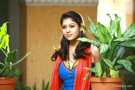 Beautiful Expressions of Nayantara