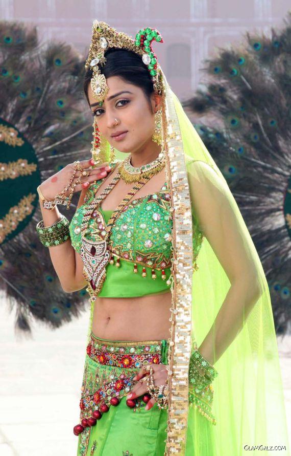 Famous Tollywood Actress Nikitha