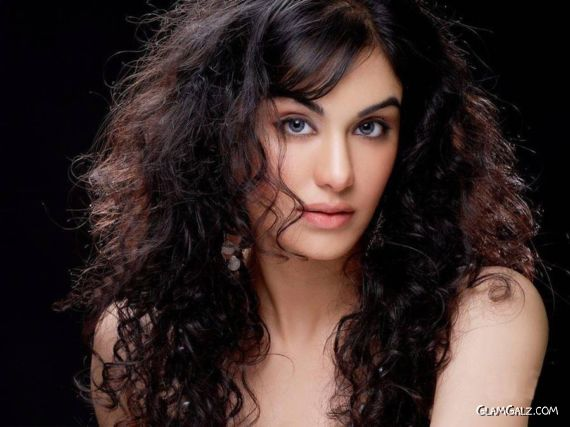 Click to Enlarge - Pretty Blue Eyed Adah Sharma Walls