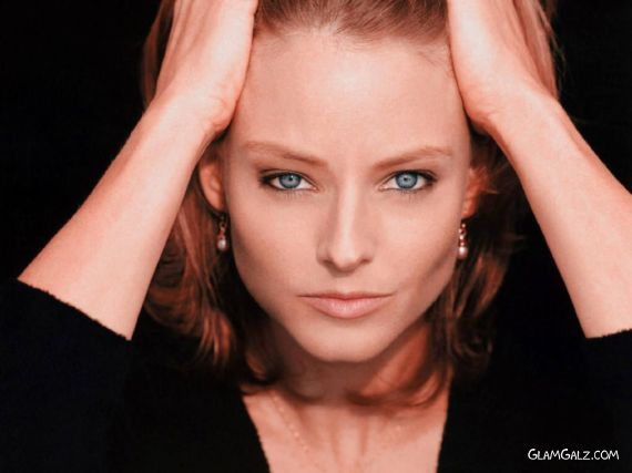 Click to Enlarge - Gorgeous Jodie Foster Wallpapers