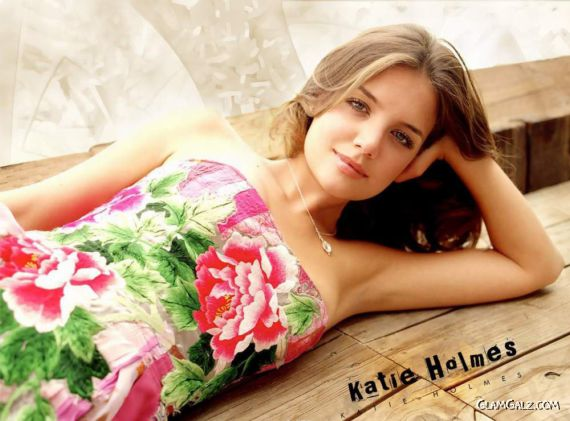 Click to Enlarge - Katie Holmes Beautiful Wallpapers