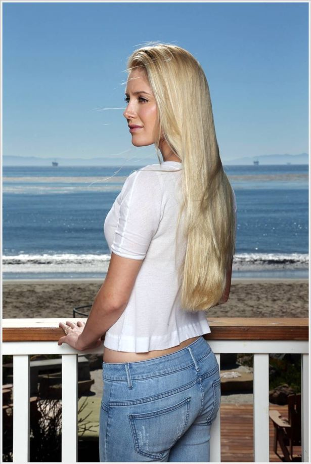Heidi Montag After And Before Surgery