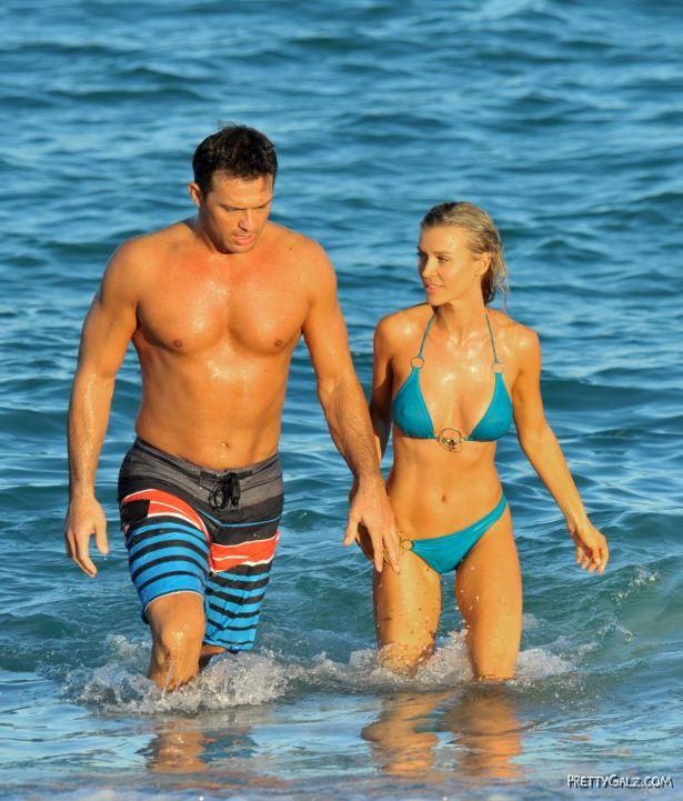 Joanna Krupa On A Bikini Vacation In Miami