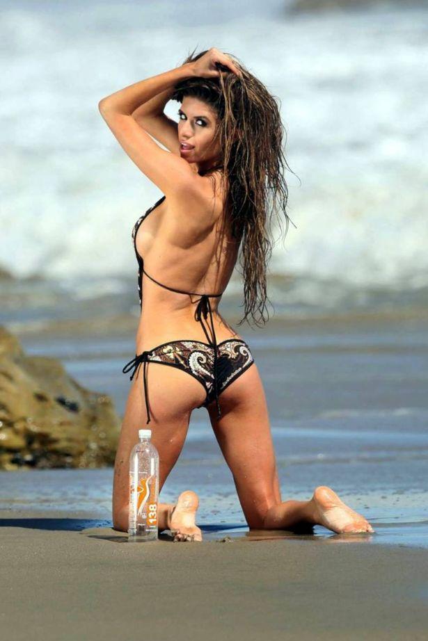 Vanessa Golub Shoots In Malibu