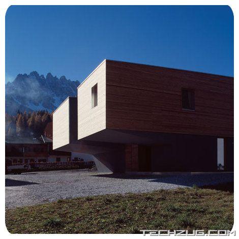 Amazing Tetris House by Plasma Studio