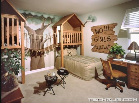 Cute Kids Bed Rooms