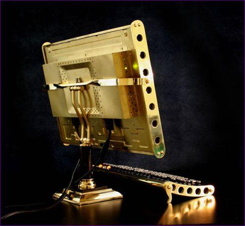 Amazing Steampunk LCD Mod