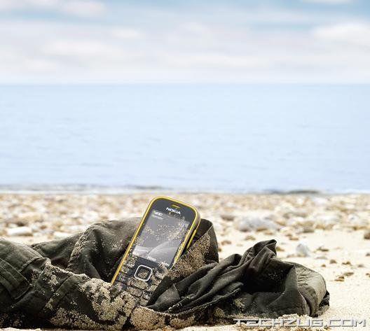 Nokia 3720 Classic - Latest Torture-Proof Phone