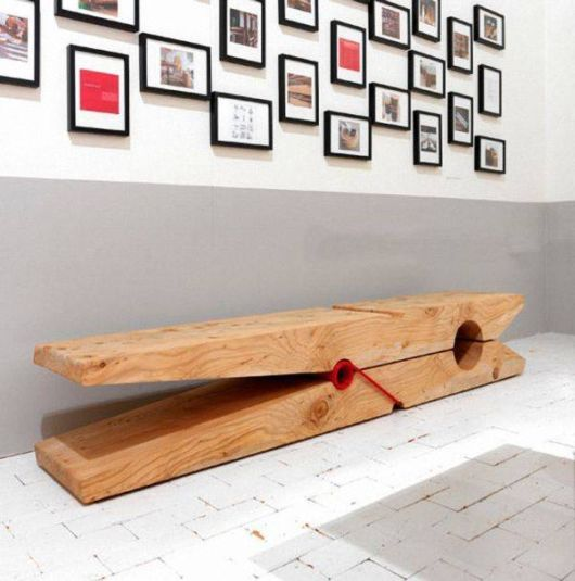 Funny Creative City Benches