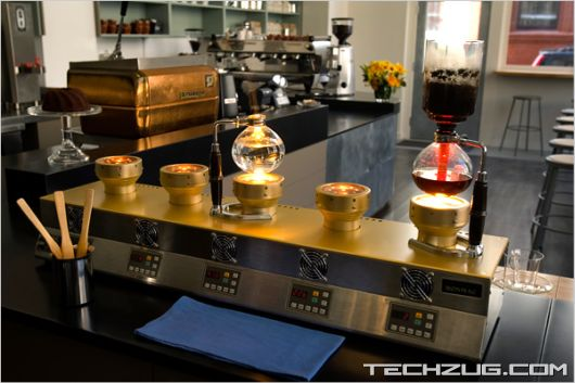World's Most Expensive Coffee Machine