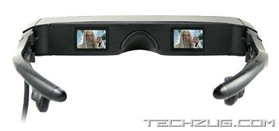 Amazing Digital Video Eyewear