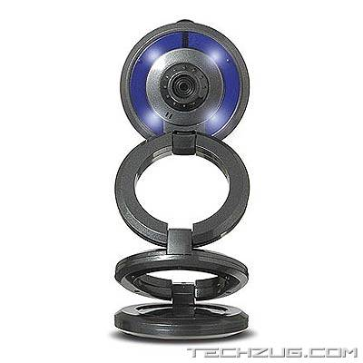 GE's Amazing Flexible Webcam