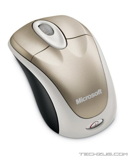 Miscrosoft's Notebook Optical Mouse