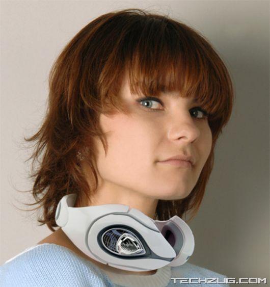 Headphones Kinda Neon Evangelion w/ Built-in Webcam