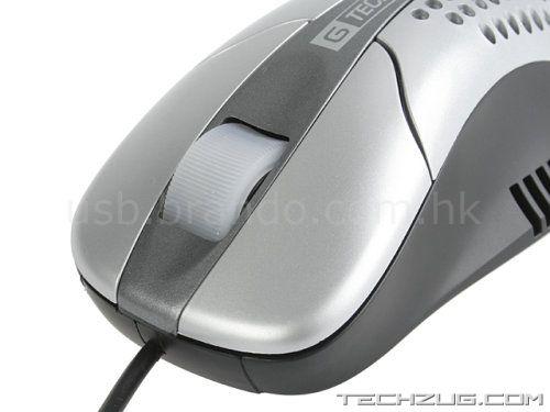 Amazing USB OptiWind Mouse