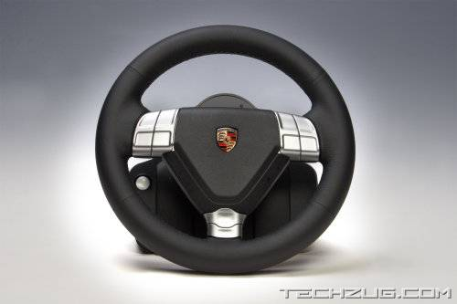 Porsche 911 Turbo Racing Wheel