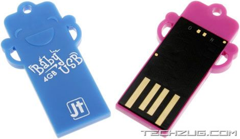 Cute Baby USB Drive