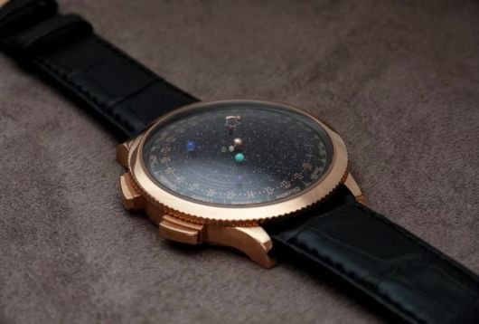 Planetarium Watch By Van Cleef And Arpels